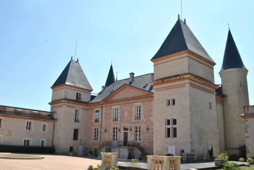 Chateau Saint Marcel Cover Picture