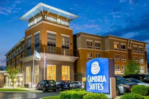 Cambria hotel & suites Indianapolis Airport Cover Picture