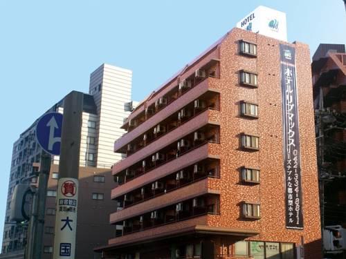 Hotel Livemax Fuchu Cover Picture