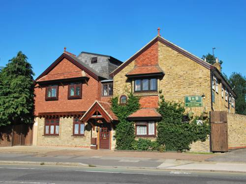Oakwood Bed and Breakfast Heathrow Cover Picture