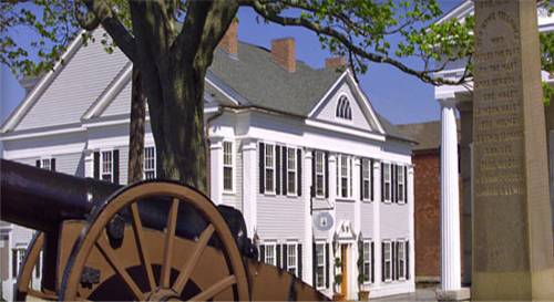 Inn at Stonington Cover Picture