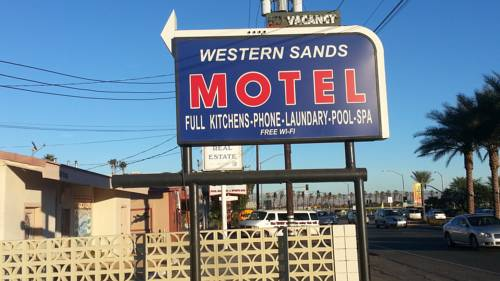 Western Sands Motel Cover Picture