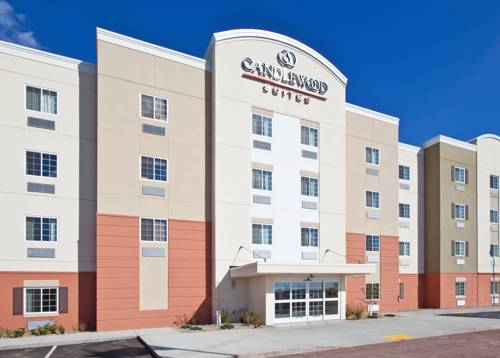 Candlewood Suites Williston Cover Picture