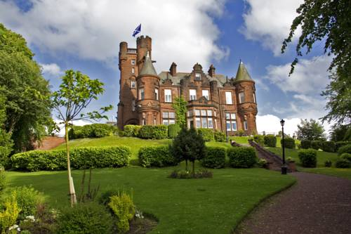 Sherbrooke Castle Hotel Cover Picture