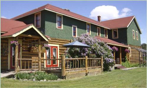 Chilcotin Lodge Cover Picture