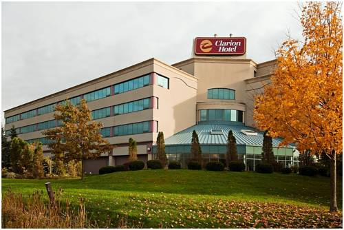Clarion Hotel & Conference Centre Cover Picture