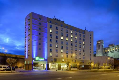 Holiday Inn Express Philadelphia Penn's Landing Cover Picture