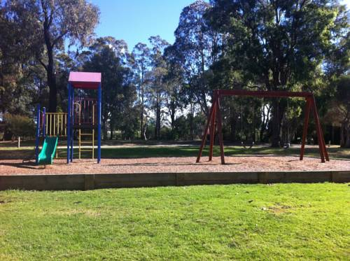Mallacoota's Shady Gully Caravan Park Cover Picture
