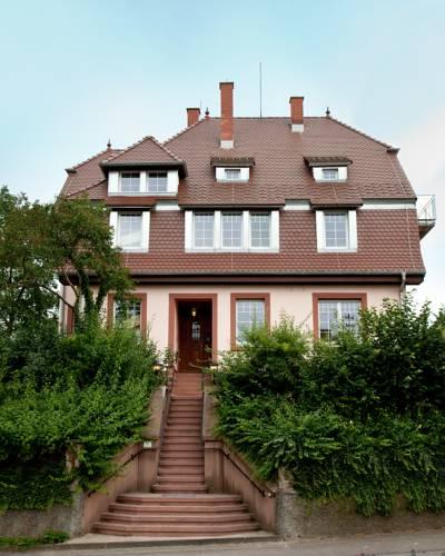 Wohnen im alten Pfarrhaus Cover Picture