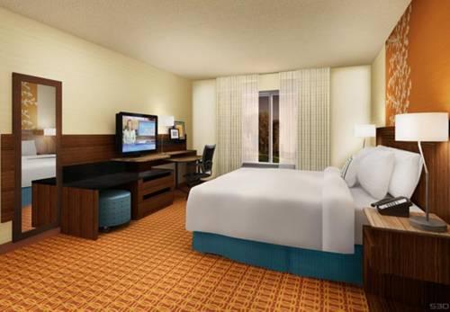 Fairfield Inn & Suites Moncton Cover Picture
