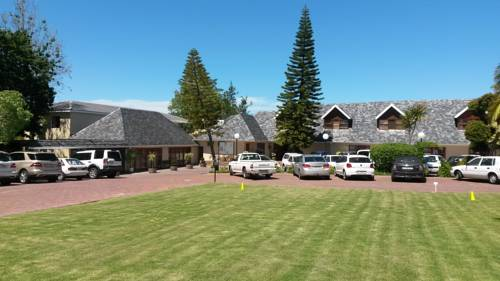 Ruslamere Hotel, Spa and Conference Centre Cover Picture