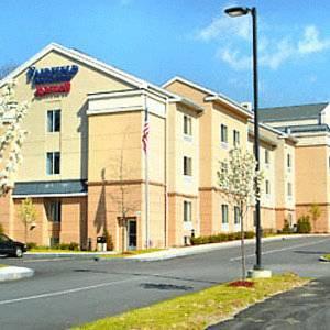 Fairfield Inn & Suites Worcester Auburn Cover Picture
