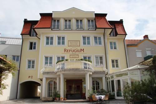Hotel Refugium Cover Picture