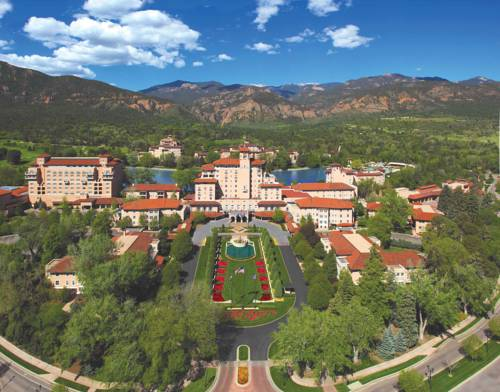 The Broadmoor Cover Picture