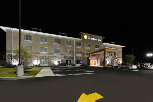 Comfort Inn Saint Clairsville Cover Picture