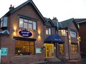 The Grange Hotel Cover Picture