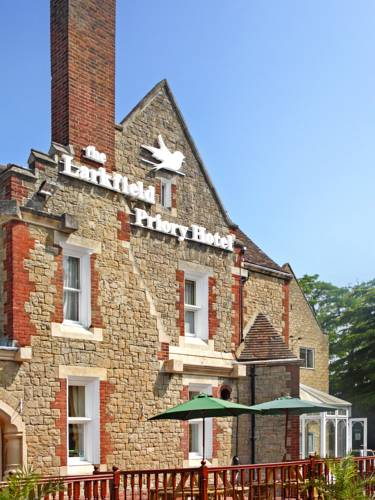 Larkfield Priory Hotel Cover Picture