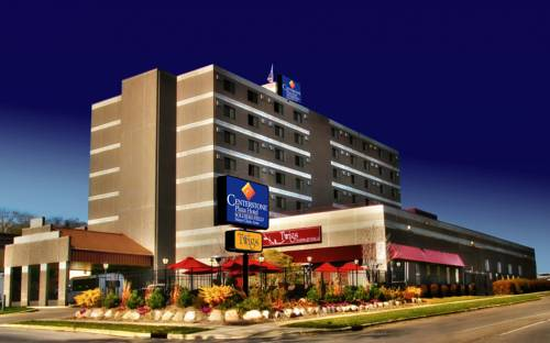 Centerstone Plaza Hotel Soldiers Field Cover Picture