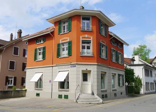 Die Bleibe - Bed & Breakfast in Winterthur-Töss Cover Picture