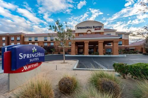 SpringHill Suites Ridgecrest Cover Picture