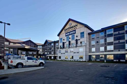 Sandman Signature Edmonton South Hotel Cover Picture