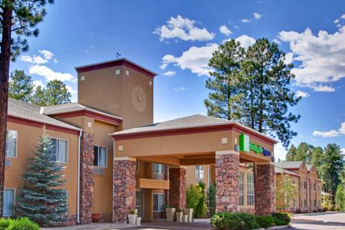 Holiday Inn Express and Suites Pinetop Cover Picture