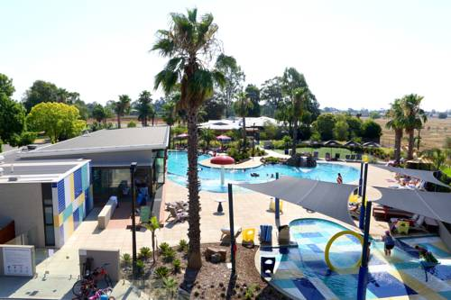 RACV Cobram Resort Cover Picture