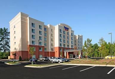 Fairfield Inn & Suites Raleigh-Durham Airport/Brier Creek Cover Picture