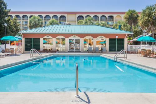 Ramada Plaza Beach Resort Cover Picture
