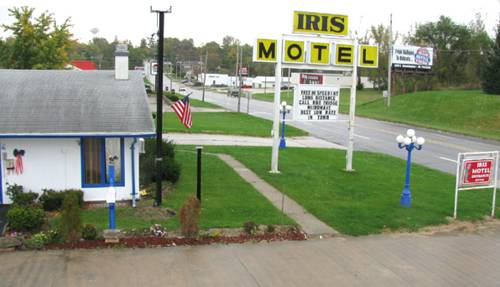 Iris Motel - Mount Pleasant Cover Picture