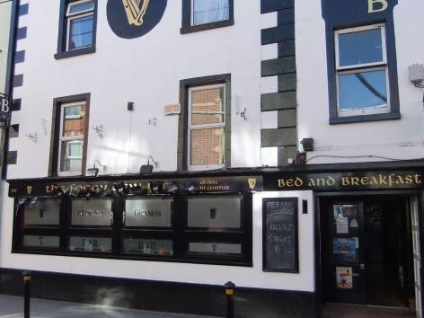 Foggy Dew Inn Cover Picture