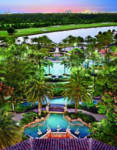 JW Marriott Orlando Grande Lakes Cover Picture