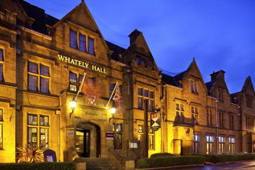 Mercure Banbury Whately Hall Hotel Cover Picture
