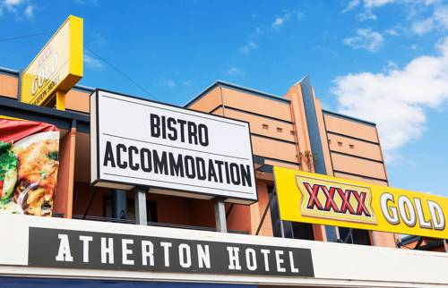 Atherton Hotel Cover Picture