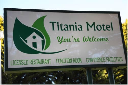 Titania Motel Cover Picture