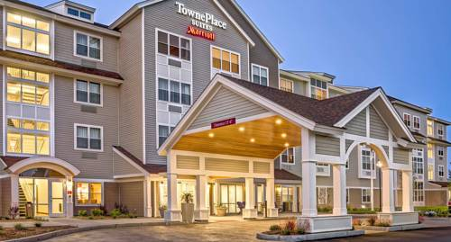 TownePlace Suites by Marriott Wareham Buzzard's Bay Cover Picture