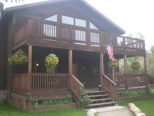 Buffalo Peaks B&B Cover Picture