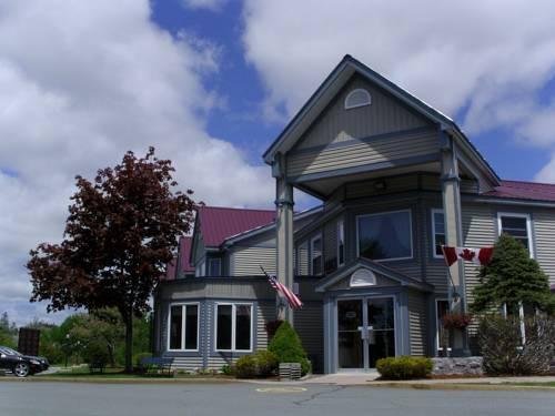 Granite Town Hotel Cover Picture