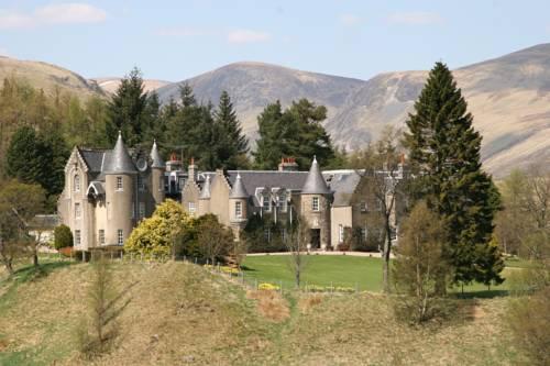 Dalmunzie Castle Hotel Cover Picture