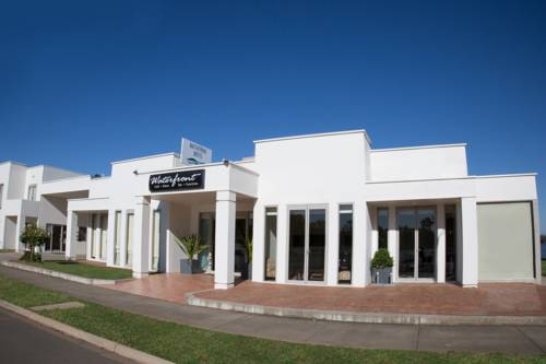Nagambie Waterfront Motel Cover Picture