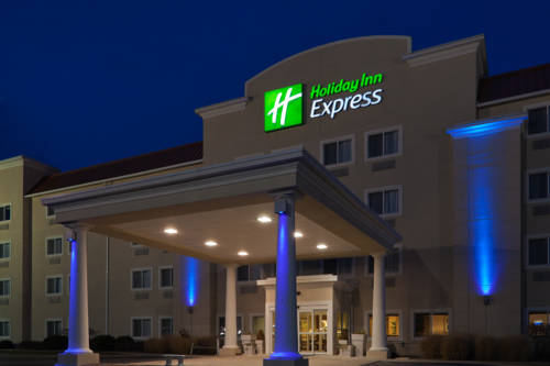 Holiday Inn Express Evansville - West Cover Picture