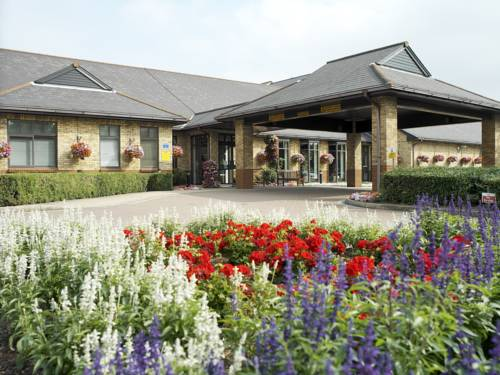 Cheshunt Marriott Hotel Cover Picture