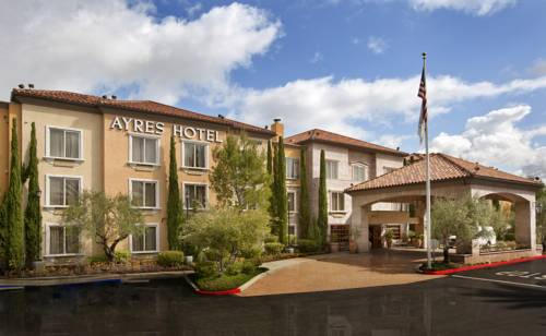 Ayres Hotel Laguna Woods Cover Picture