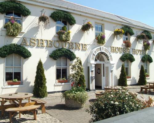 Ashbourne House Hotel Cover Picture