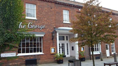 The George at Baldock Boutique Hotel Cover Picture