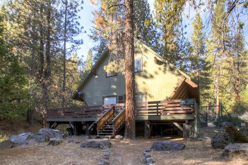 Yosemite Creekside Birdhouse Cover Picture