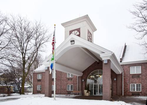 Holiday Inn Express Des Moines-At Drake University Cover Picture