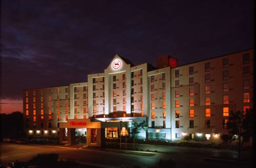 Sheraton Hotel Madison Cover Picture