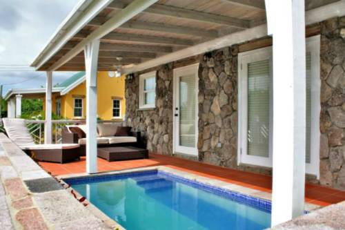 Modern Garden House - With AC & Plunge Pool Cover Picture