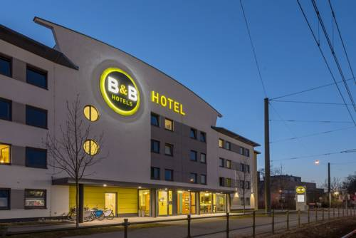 B&B Hotel Augsburg Cover Picture
